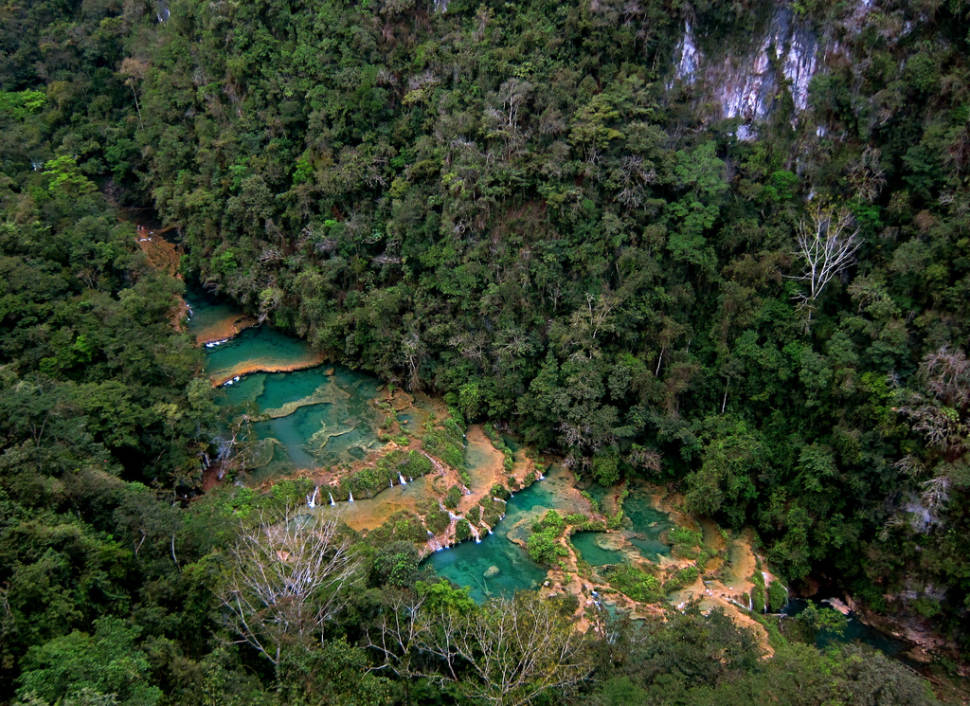 Semuc Champey: Natural Pool Staircase in Guatemala - Best Season