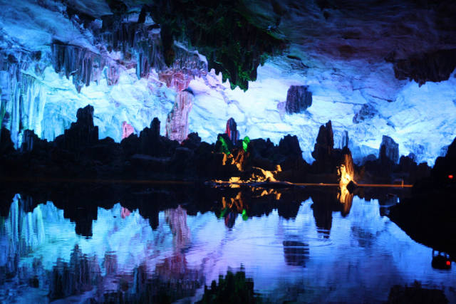 Reed Flute Cave in Guilin - Best Time