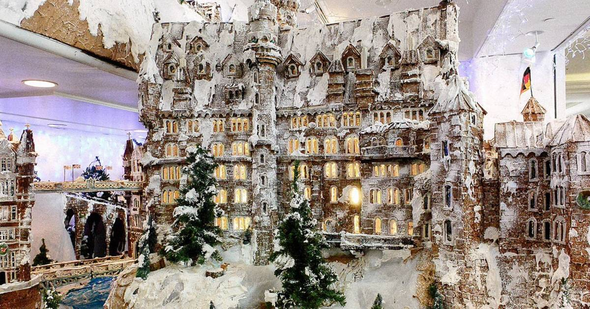 Ginger Bread Village in Hawaii - Best Time
