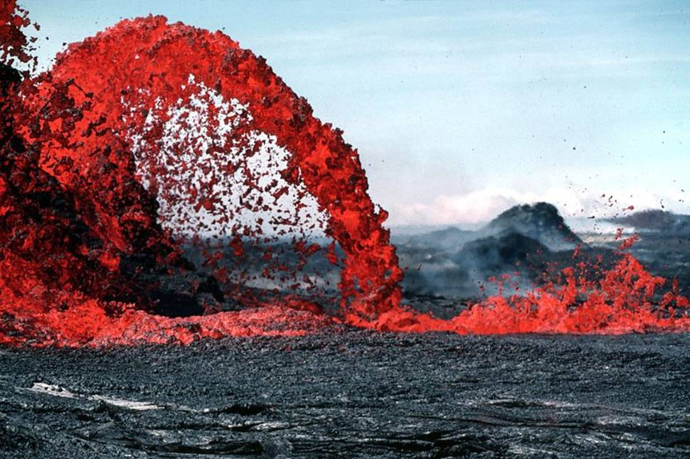 Best time for Hawaii Volcanoes National Park in Hawaii