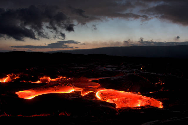Best time to see Hawaii Volcanoes National Park in Hawaii