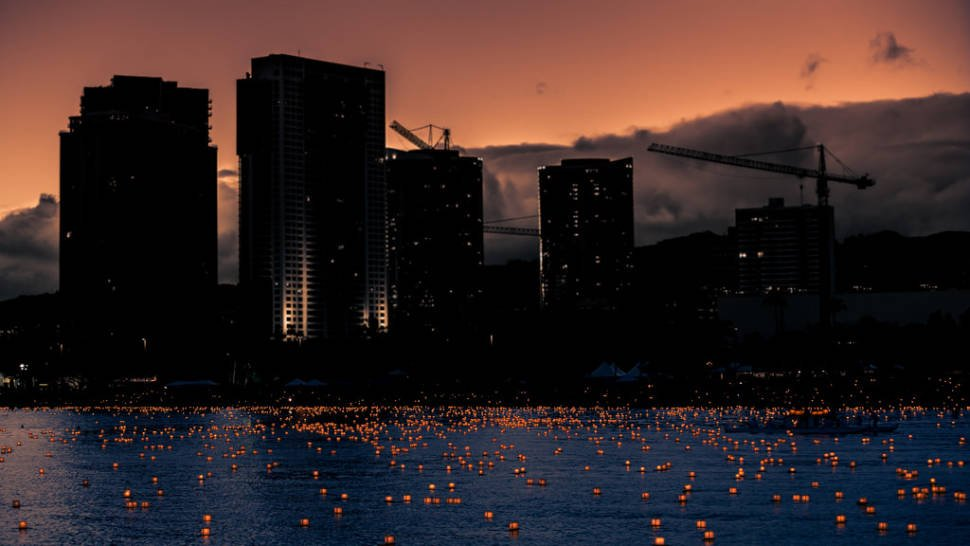 Best time for Lantern Floating Hawaii in Hawaii