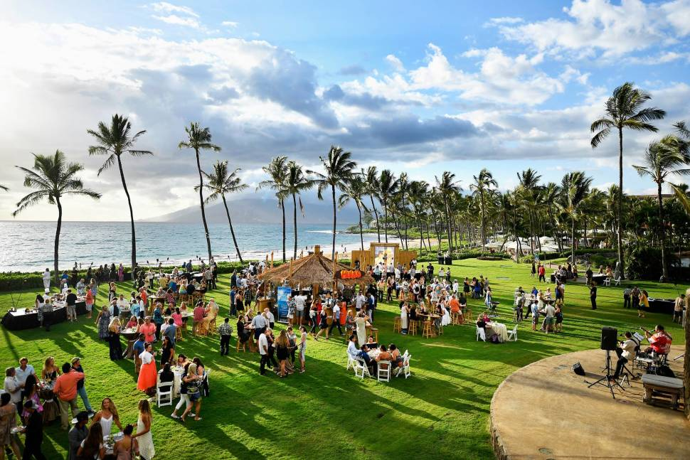 Best time for Maui Film Festival in Hawaii