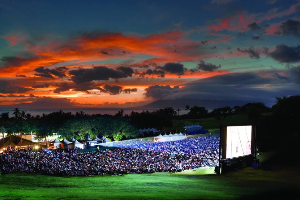 Maui Film Festival in Hawaii - Best Time