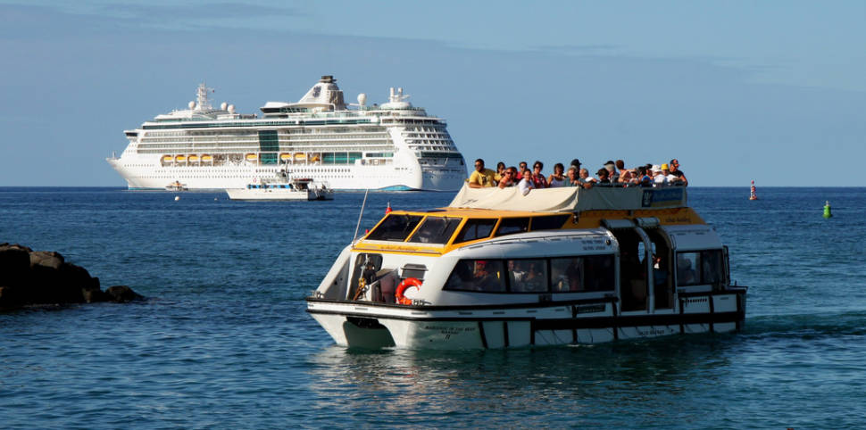 Best time for Sailing and Cruising in Hawaii