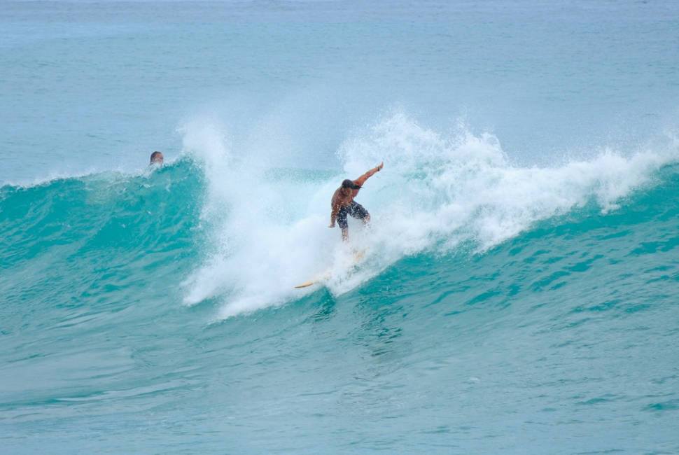 Spring and Autumn Surf Season in Hawaii - Best Time