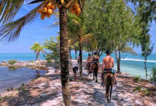 Horseback Riding on Roatán
