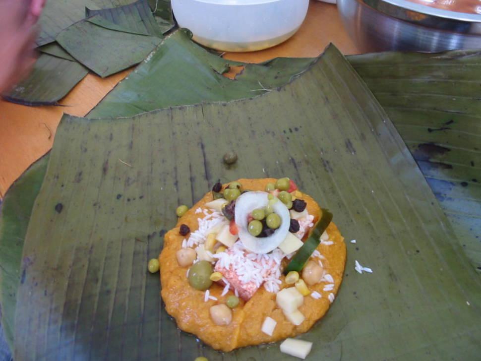 Nacatamales in Honduras - Best Season