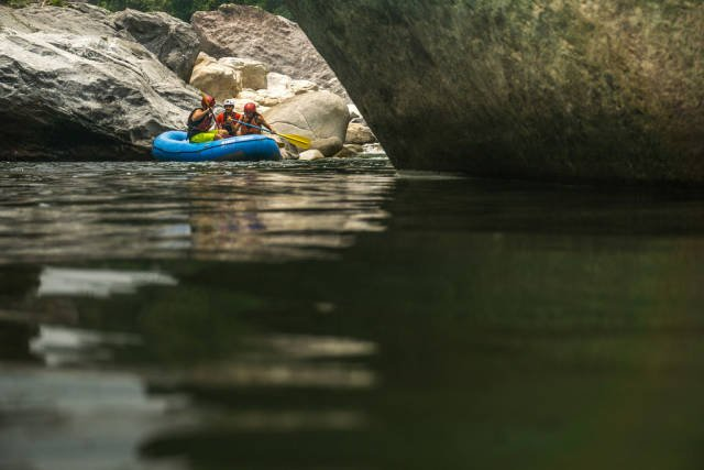 Best time to see Whitewater Rafting and Kayaking in Honduras