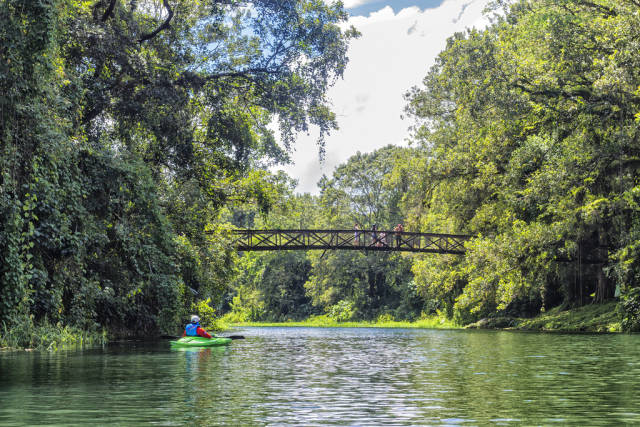 Best time for Whitewater Rafting and Kayaking
