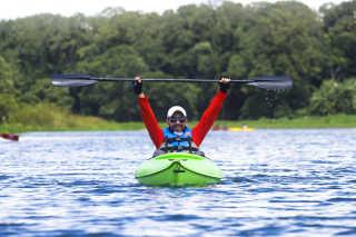 Whitewater Rafting and Kayaking