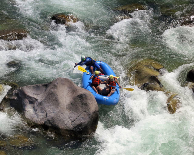 Whitewater Rafting and Kayaking in Honduras - Best Season