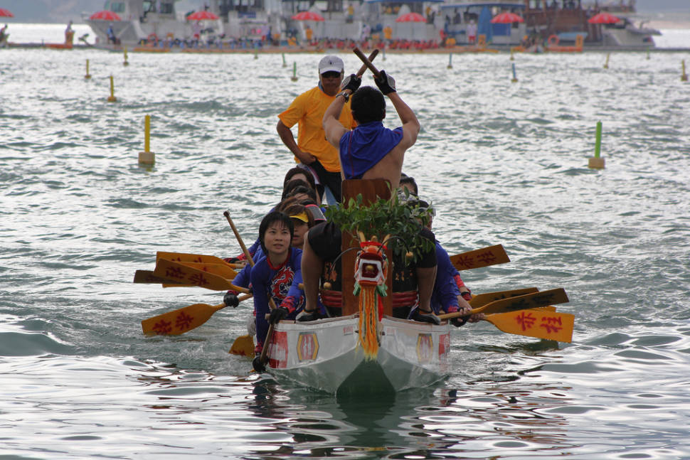Best time for Dragon Boat Festival in Hong Kong