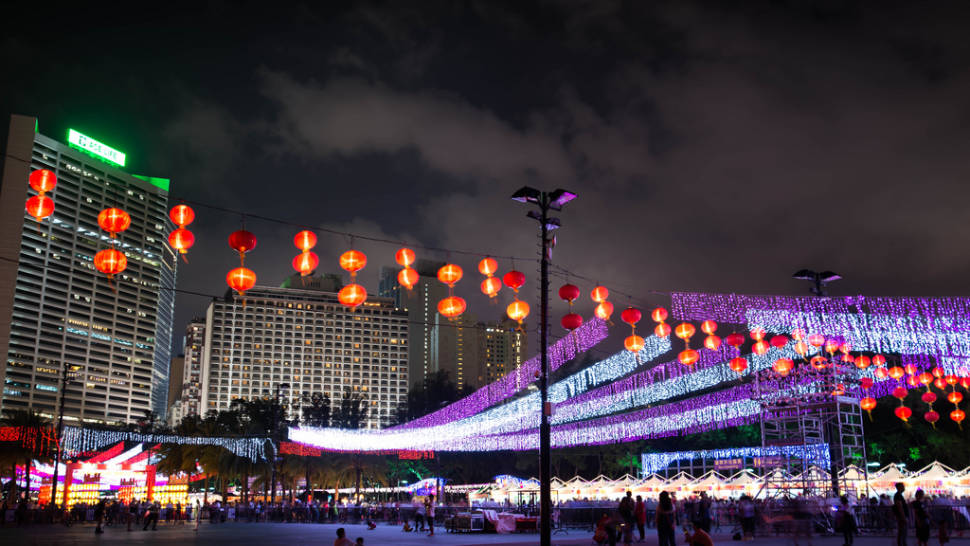 Mid-Autumn Festival in Hong Kong - Best Season