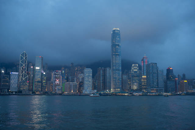 Summer (Monsoon Season) in Hong Kong - Best Season