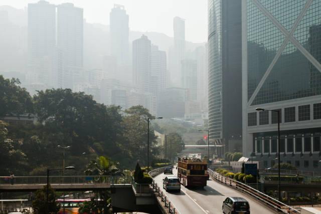 Winter in Hong Kong - Best Time