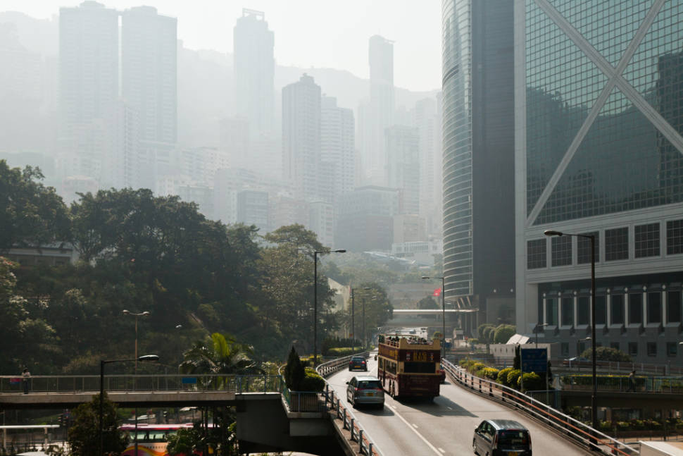 Winter in Hong Kong - Best Time