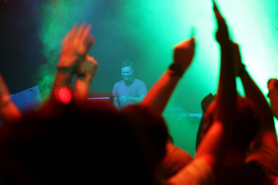 Best time for Balaton Sound in Hungary