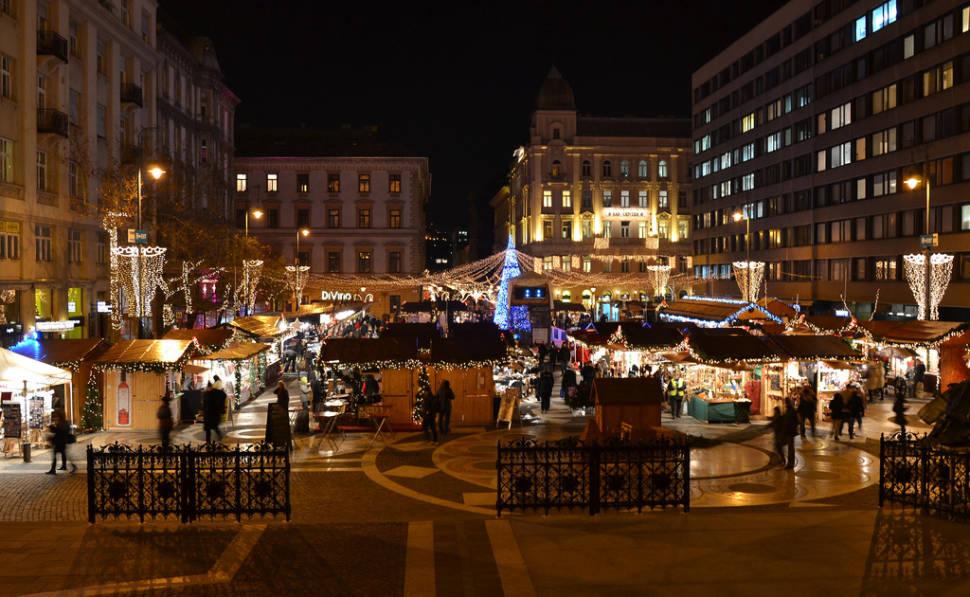 Budapest Christmas Market in Hungary - Best Season
