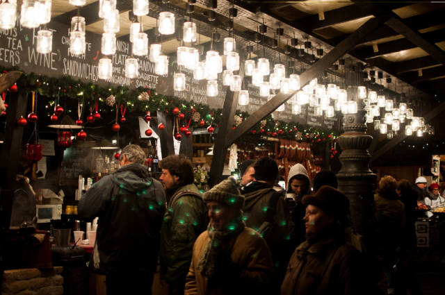 Best time for Budapest Christmas Market in Hungary