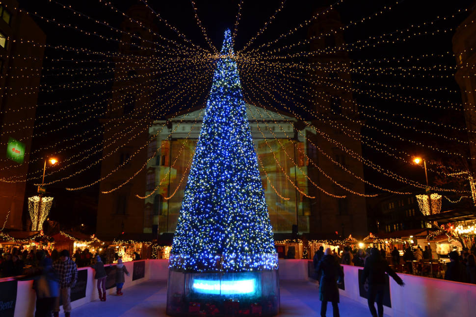 Best time for Budapest Christmas Market
