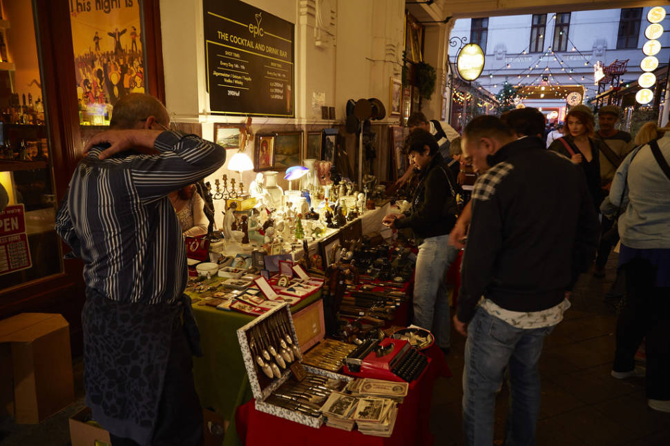 Best time to see Flea Markets in Hungary
