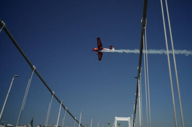 Best time for The Red Bull Air Race in Hungary