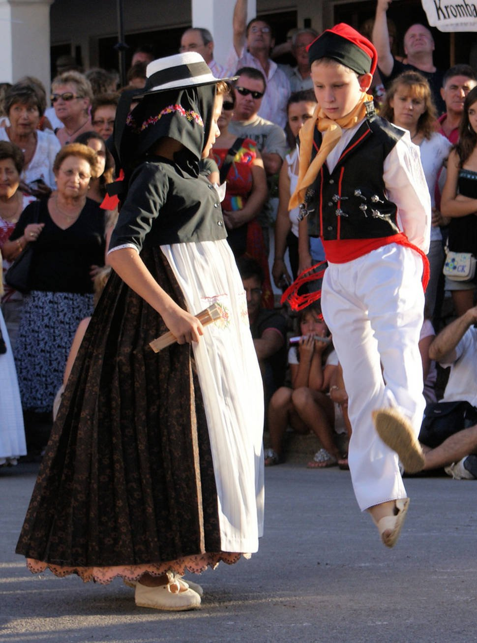 Best time to see Ball Pagès: Traditional Ibizan Folk Dance in Ibiza
