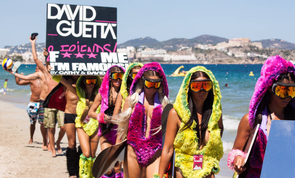 F*** Me I'm Famous in Ibiza - Best Time