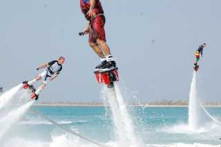 Flyboarding with Dreamboats