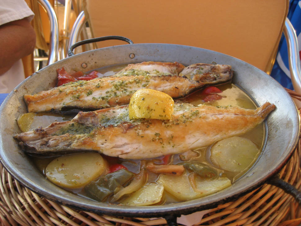 Typical Mediterranean Food in Ibiza - Best Season