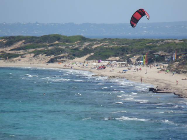 Windsurfing and Kitesurfing in Ibiza - Best Season