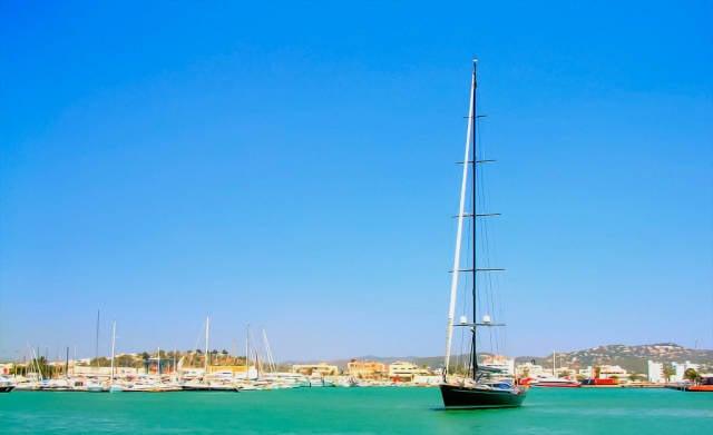 Yachting around Ibiza in Ibiza - Best Time