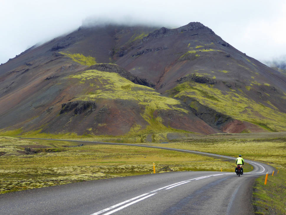 Cycling in Iceland - Best Time