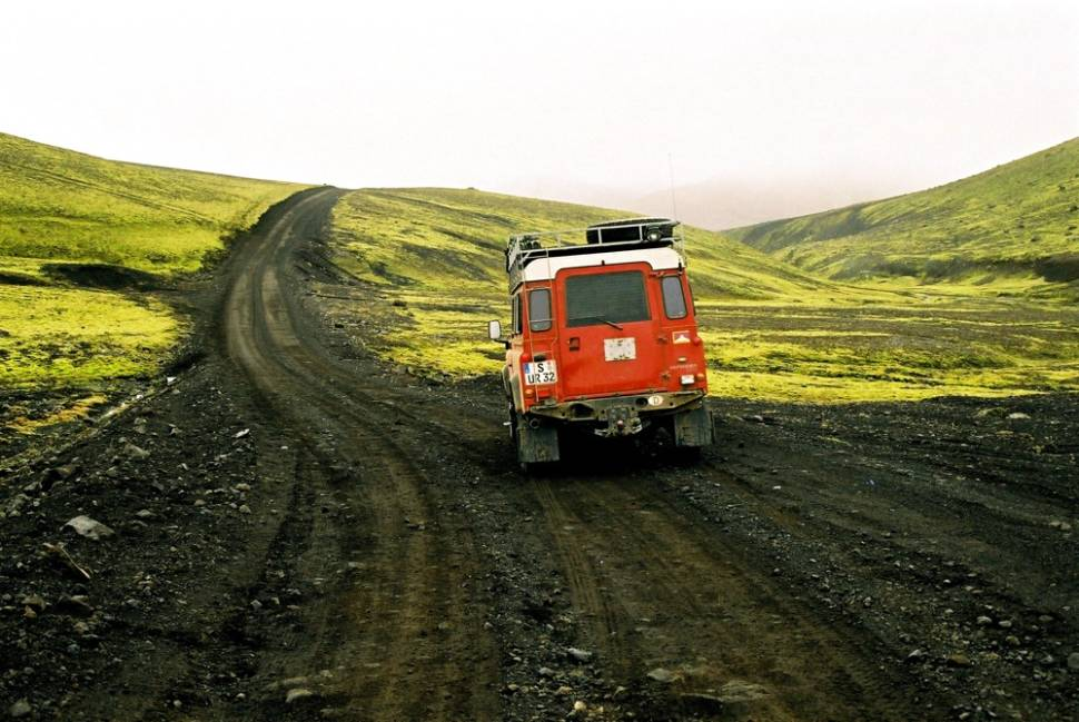 F-Roads in Iceland - Best Time