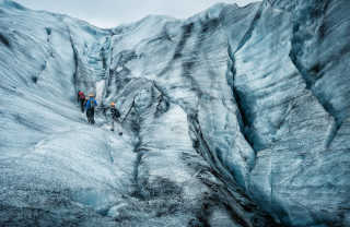 Glacier Walking