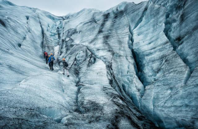 Glacier Walking in Iceland - Best Time