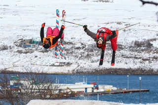 Iceland Winter Games