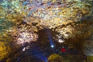 Inside Thrihnukagigur Volcano Tour