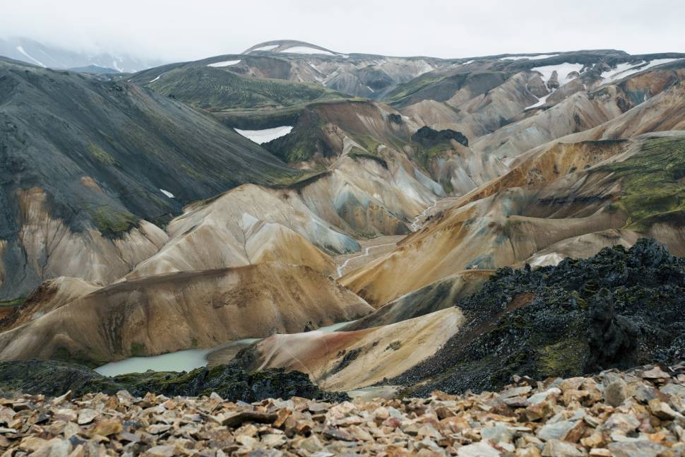 Landmannalaugar in Iceland - Best Season
