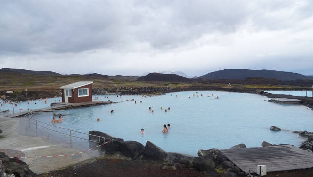 Myvatn Nature Baths in Iceland - Best Time