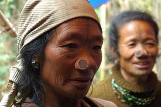 Apatani Tribal Village of Ziro
