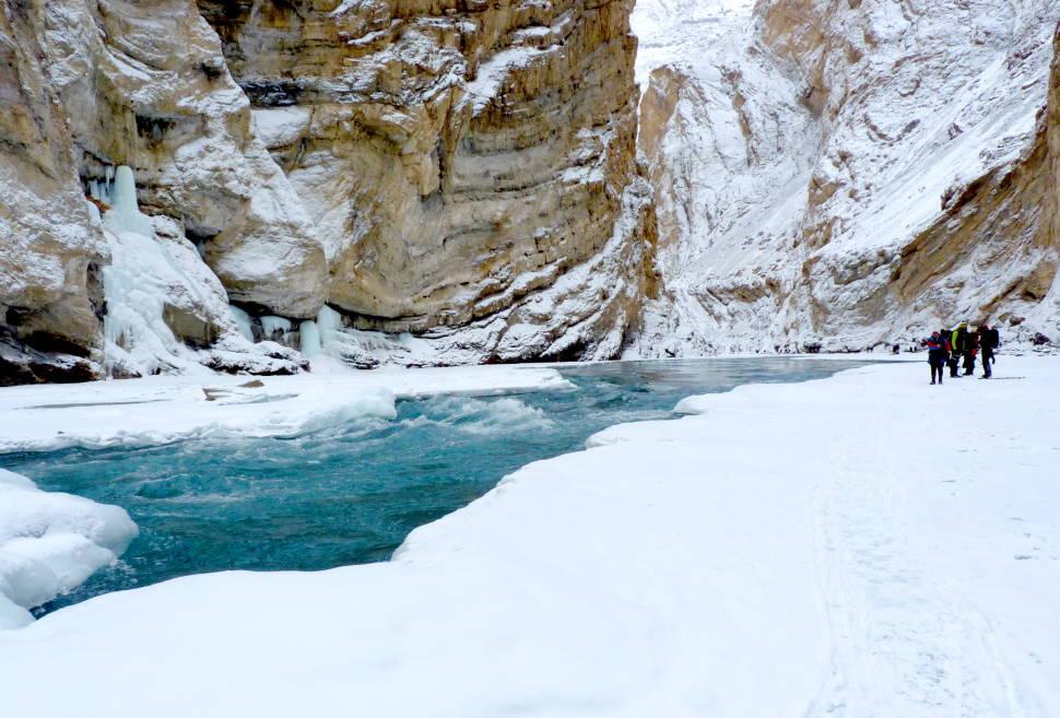 Chadar Trek in India - Best Time