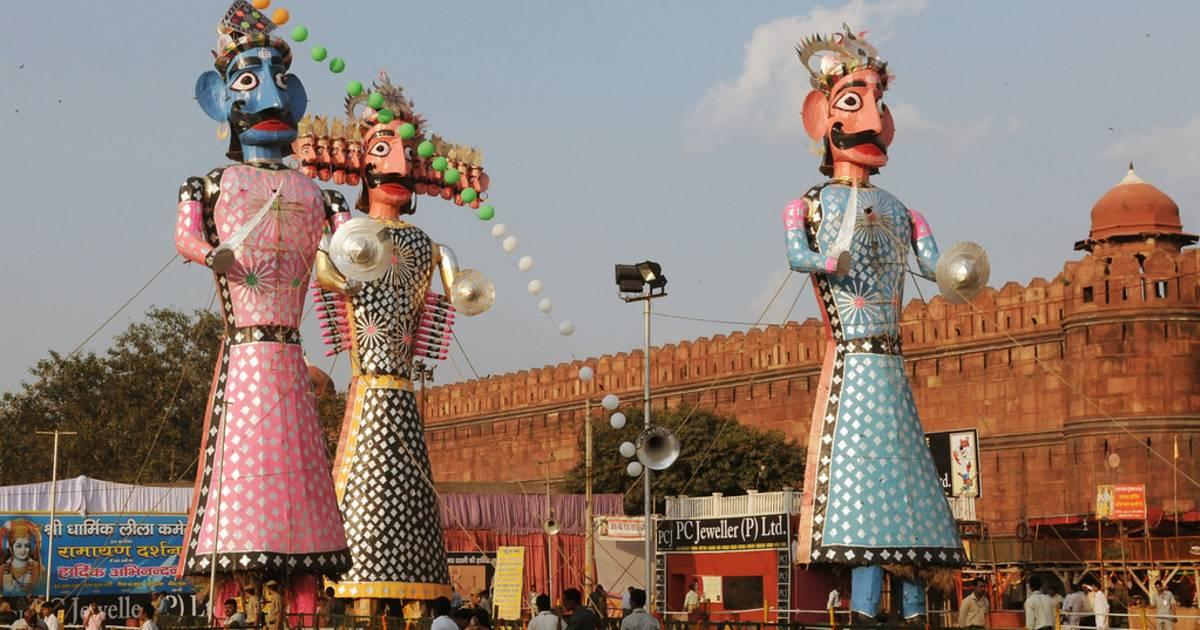 Dussehra (Vijaya Dashami, Dasara, or Dashain) in India - Best Time