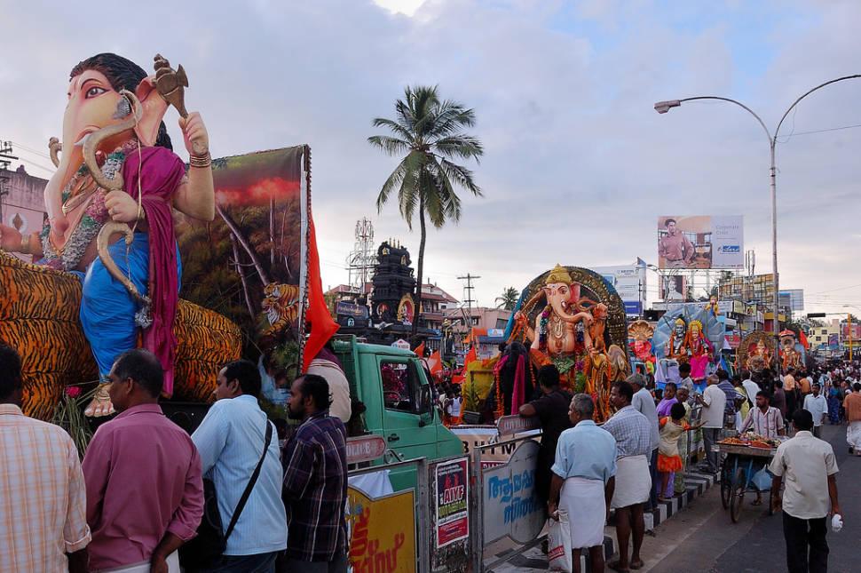 Ganesh Chaturthi in India - Best Season