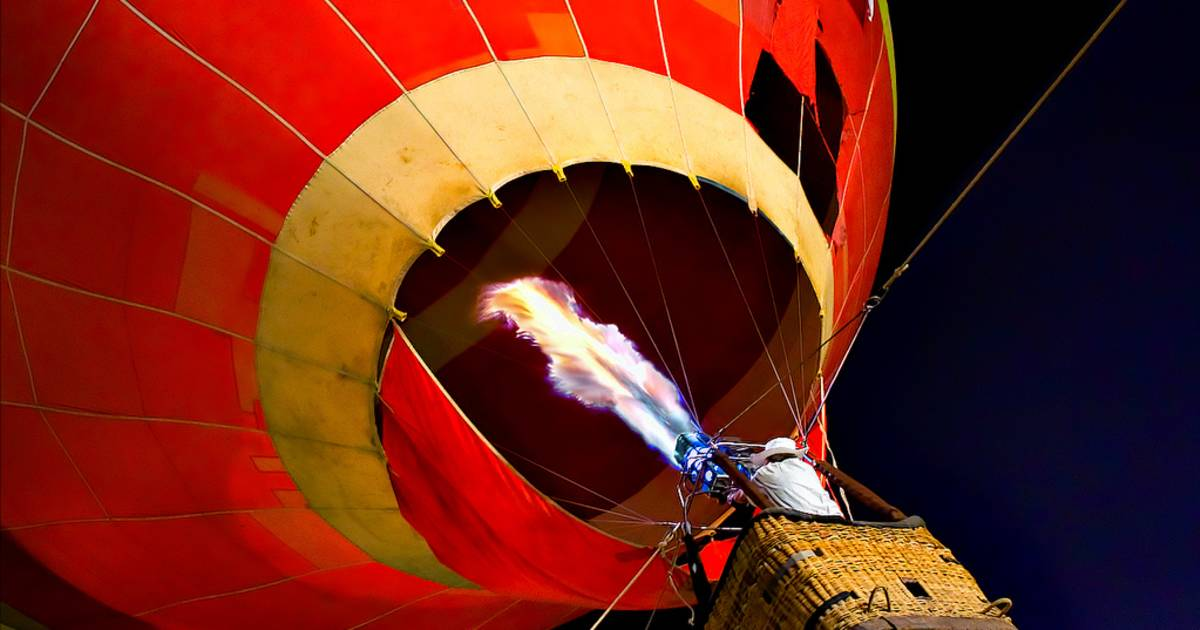 Hot Air Ballooning in India - Best Time