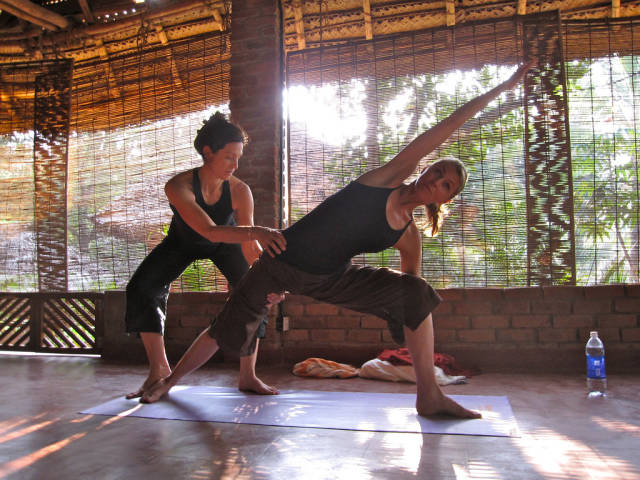 Yoga in India - Best Time