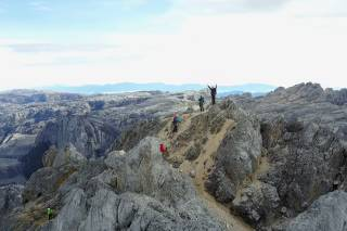 Climbing Puncak Jaya (Carstensz Pyramid)