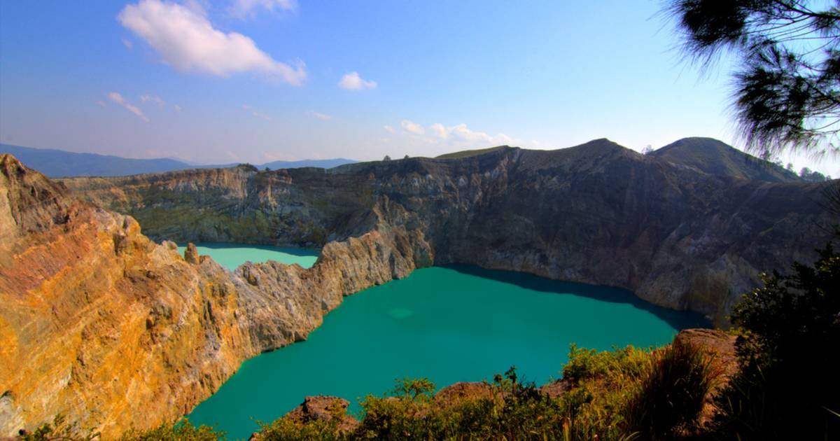 Kelimutu Crater Lakes in Indonesia - Best Time