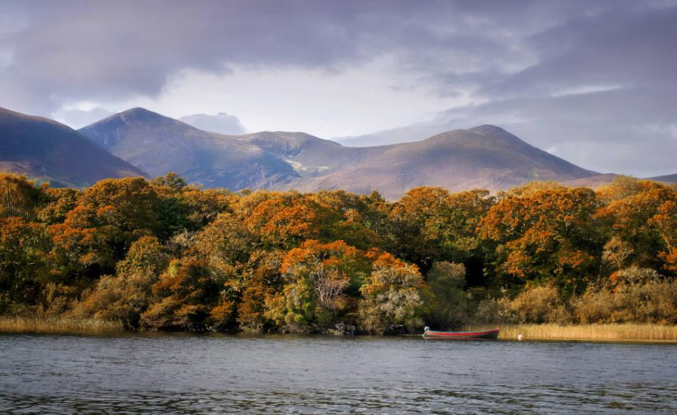 Autumn in Ireland - Best Time